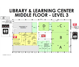 image of Middle (Floor 3) Floor Plan PDF